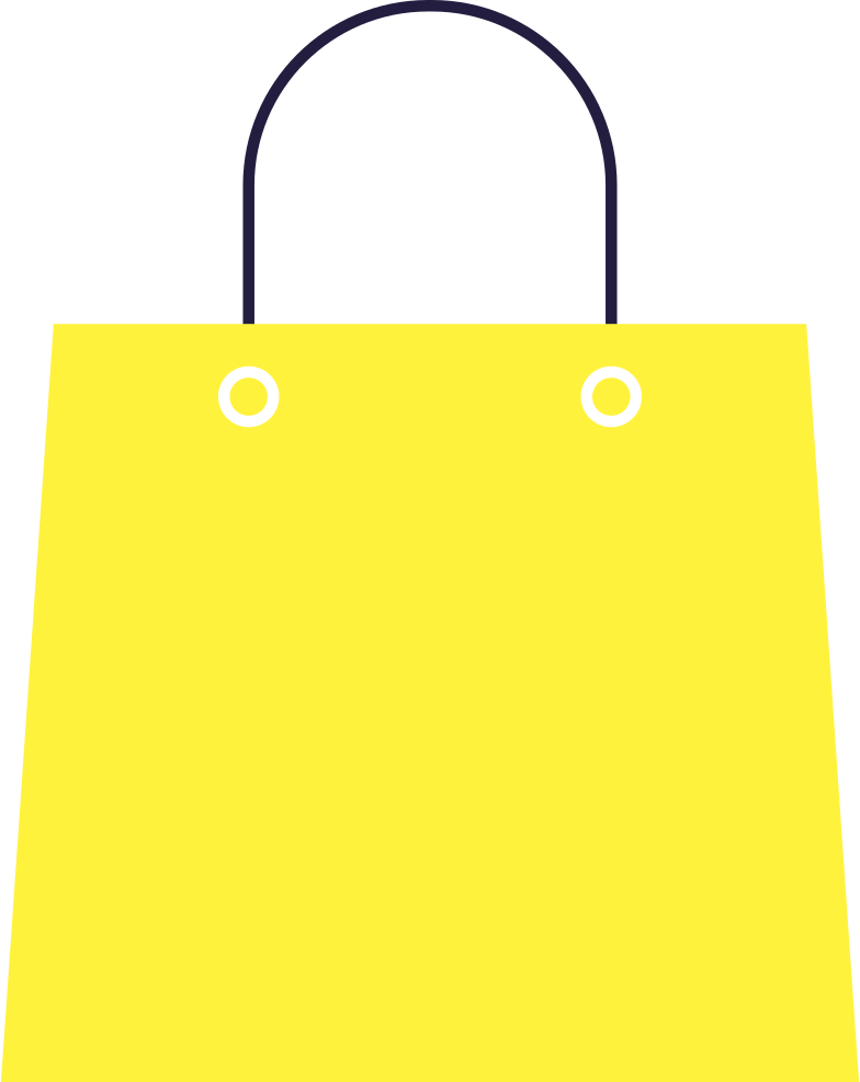 shopping  shopping bag Clipart illustration in PNG, SVG