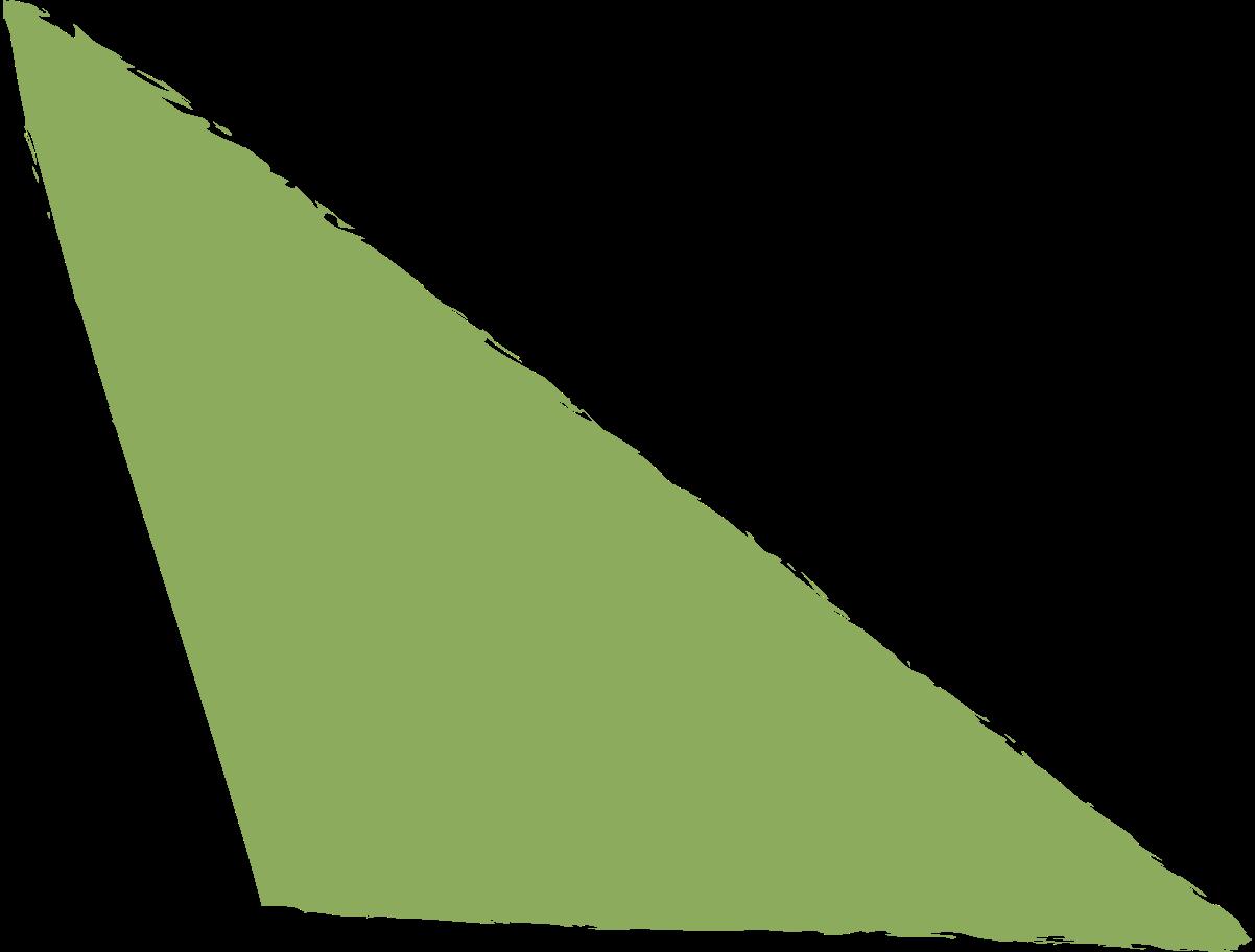 scalene-dark-green Clipart illustration in PNG, SVG