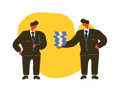 style Business deal images in PNG and SVG | Icons8 Illustrations