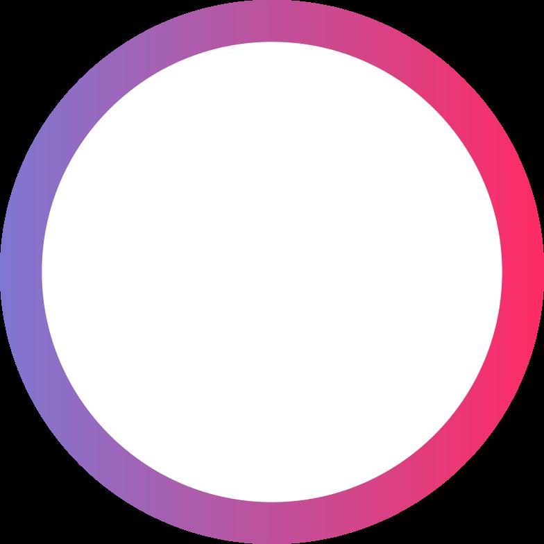 Imágenes vectoriales S grdnt círculo en PNG y SVG estilo  | Ilustraciones Icons8