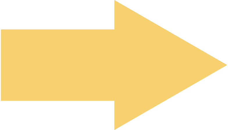 arrow yellow Clipart illustration in PNG, SVG