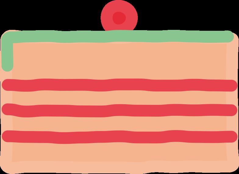 PNGとSVGの  スタイルの ケーキのスライス ベクターイメージ | Icons8 イラスト