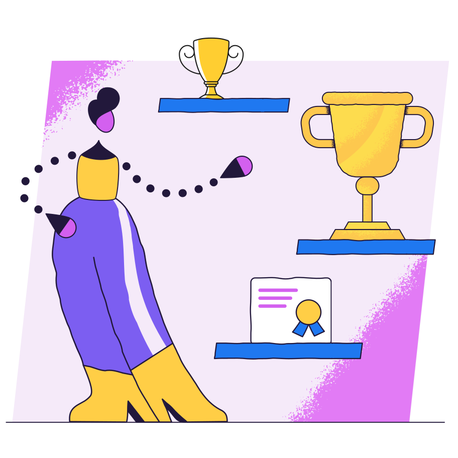 style List of achievements Vector images in PNG and SVG   Icons8 Illustrations