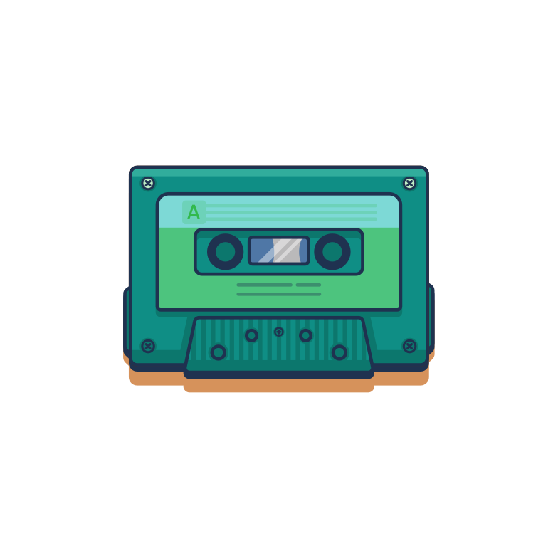 style Cassette Vector images in PNG and SVG | Icons8 Illustrations