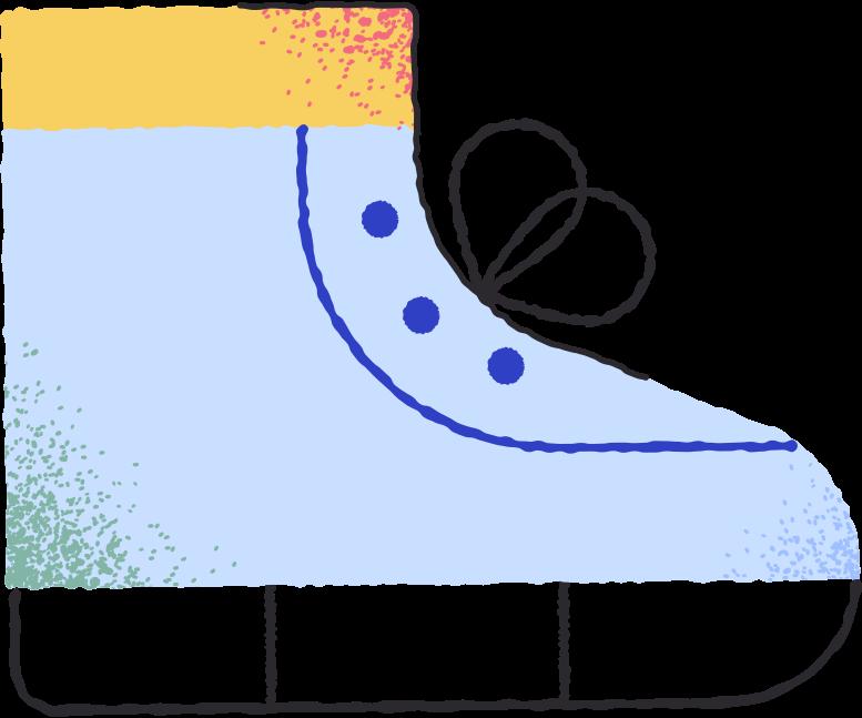 Imágenes vectoriales patinar sobre hielo en PNG y SVG estilo  | Ilustraciones Icons8