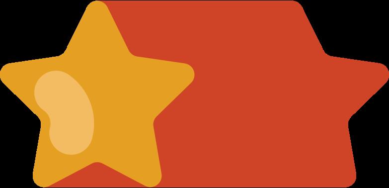 star prism Clipart illustration in PNG, SVG