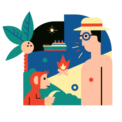style Resort images in PNG and SVG | Icons8 Illustrations
