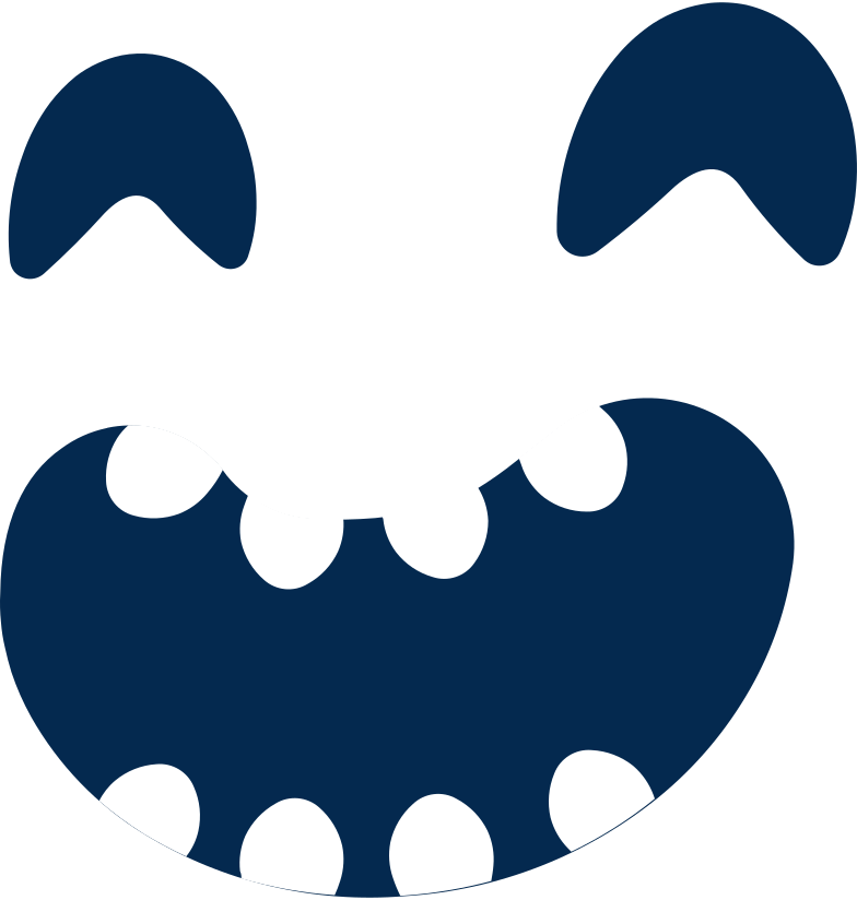 face joy laughter Clipart illustration in PNG, SVG