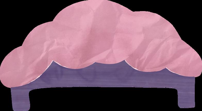 bed Clipart illustration in PNG, SVG