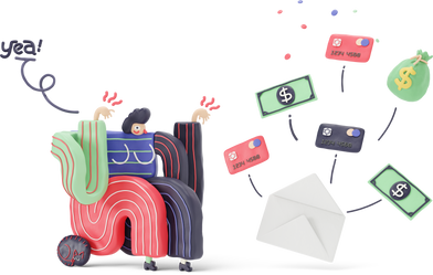 style financial temptations images in PNG and SVG | Icons8 Illustrations