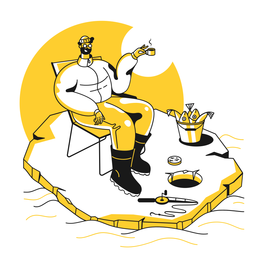 Coffee break Clipart illustration in PNG, SVG