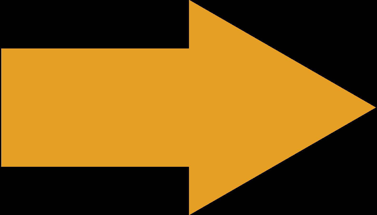 arrow orange Clipart illustration in PNG, SVG