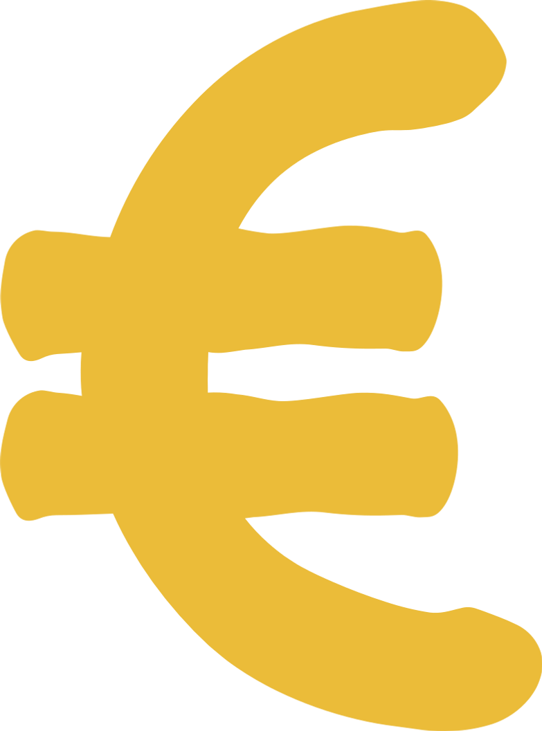 euro Clipart illustration in PNG, SVG