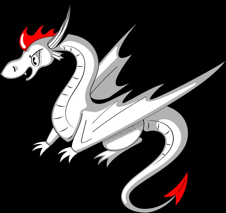 dragon Clipart illustration in PNG, SVG
