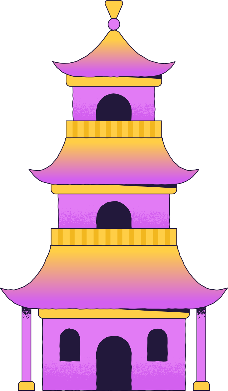 style pagoda Vector images in PNG and SVG | Icons8 Illustrations