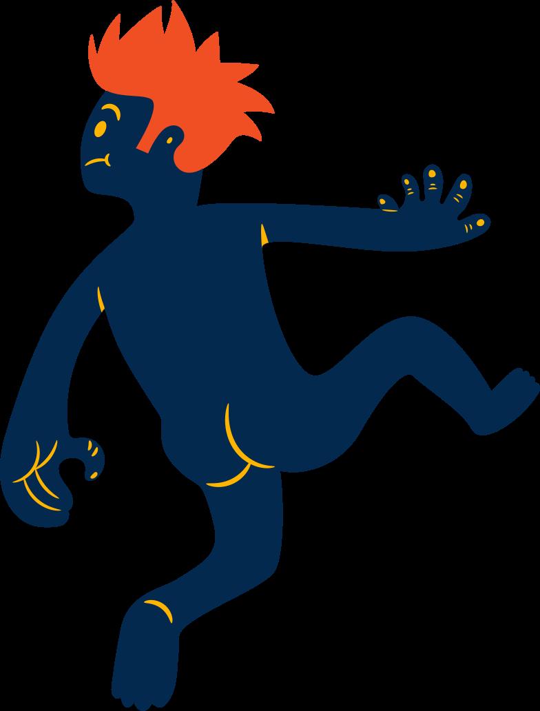 man float Clipart illustration in PNG, SVG