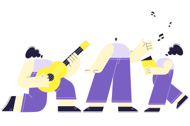 style Family concert images in PNG and SVG | Icons8 Illustrations