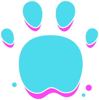 style rg blue paw images in PNG and SVG   Icons8 Illustrations