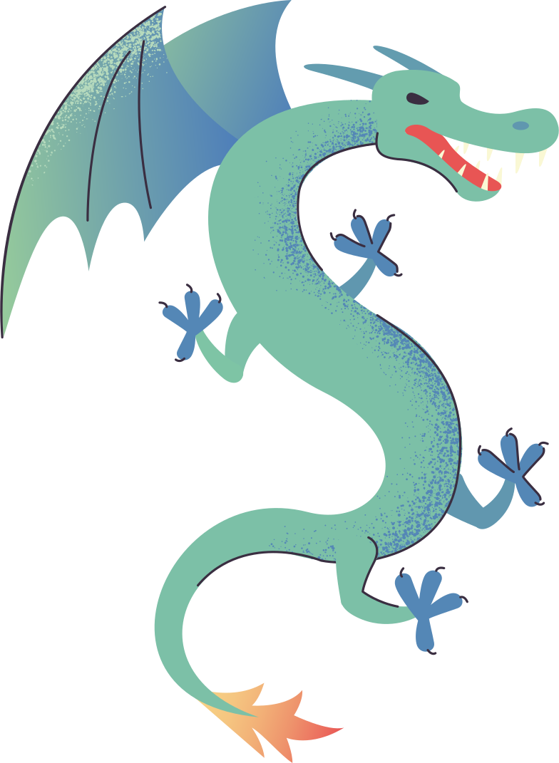style dragon Vector images in PNG and SVG | Icons8 Illustrations