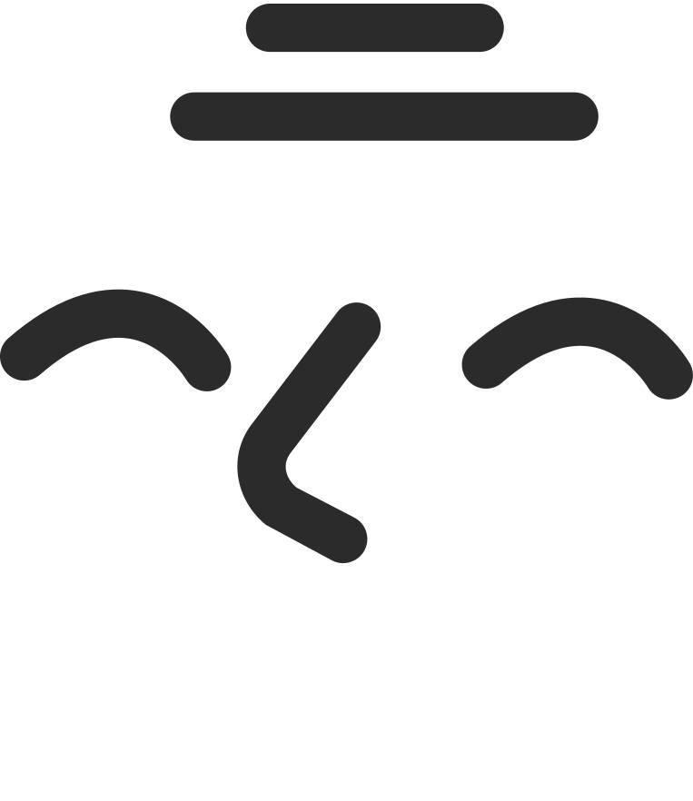 old happy smiling face Clipart illustration in PNG, SVG