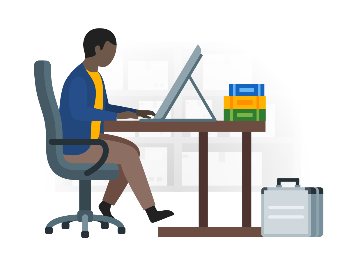 style Office worker  Vector images in PNG and SVG | Icons8 Illustrations