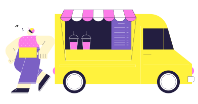 style Waiting for customers images in PNG and SVG | Icons8 Illustrations