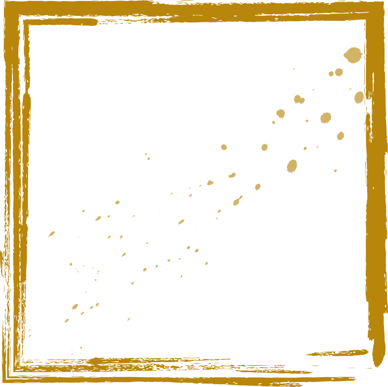 gold rectangle dust Clipart illustration in PNG, SVG