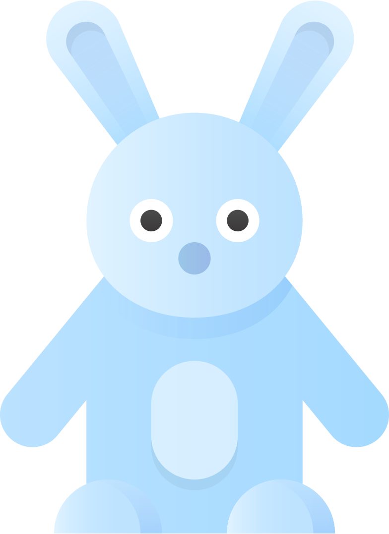 style bunny Vector images in PNG and SVG | Icons8 Illustrations