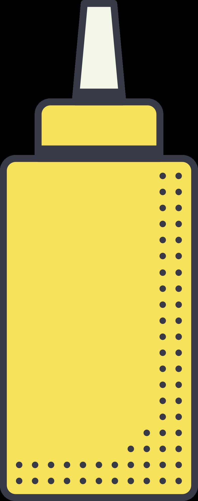 mustard Clipart illustration in PNG, SVG