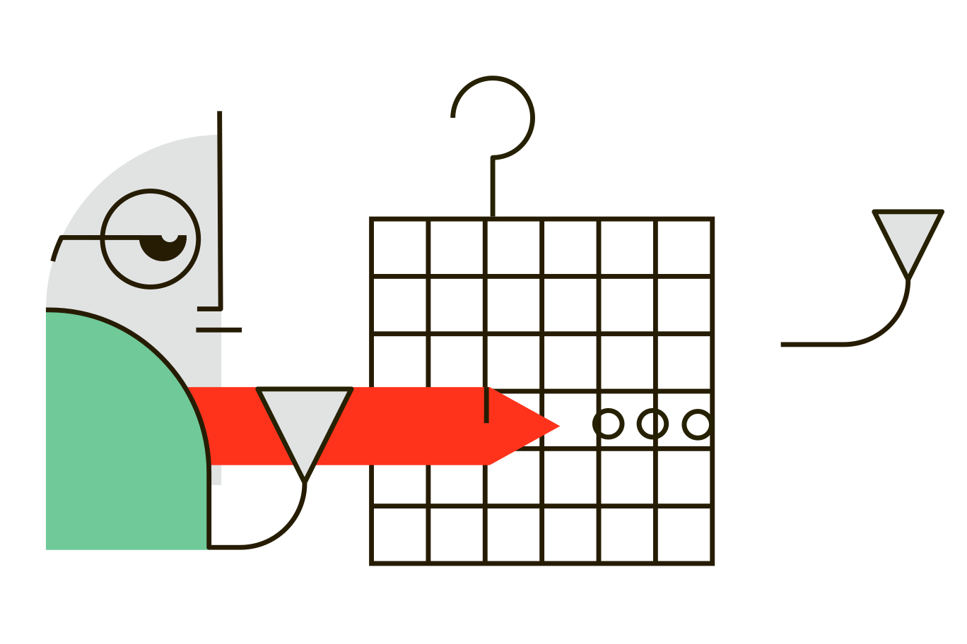 FAQ Clipart illustration in PNG, SVG