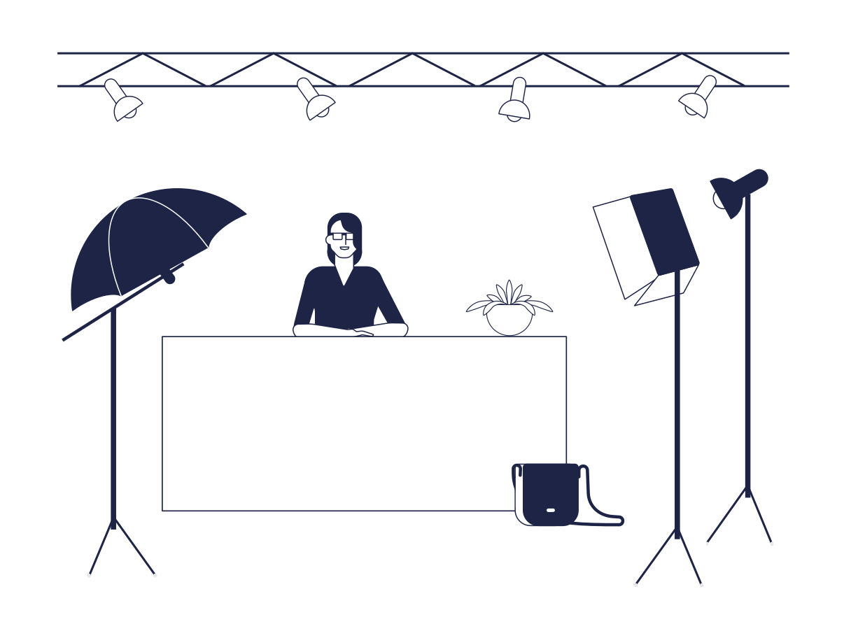 Videostream Clipart-Grafik als PNG, SVG