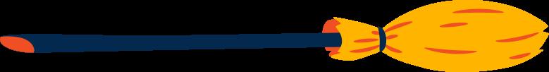 broom Clipart illustration in PNG, SVG
