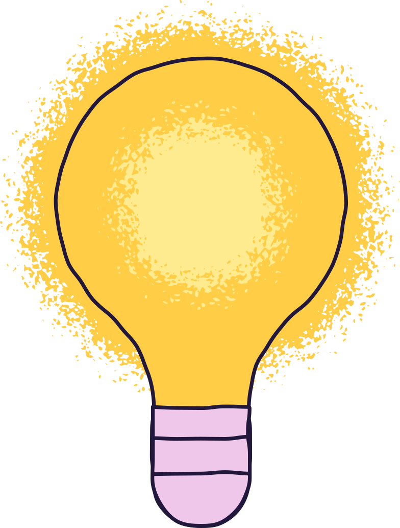 bulb on Clipart illustration in PNG, SVG