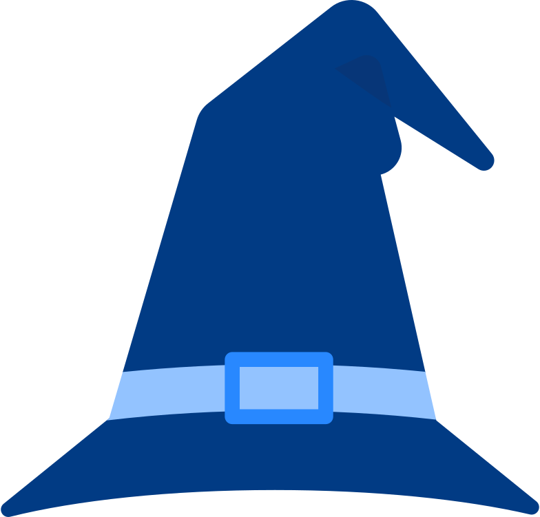 style witch hat Vector images in PNG and SVG | Icons8 Illustrations