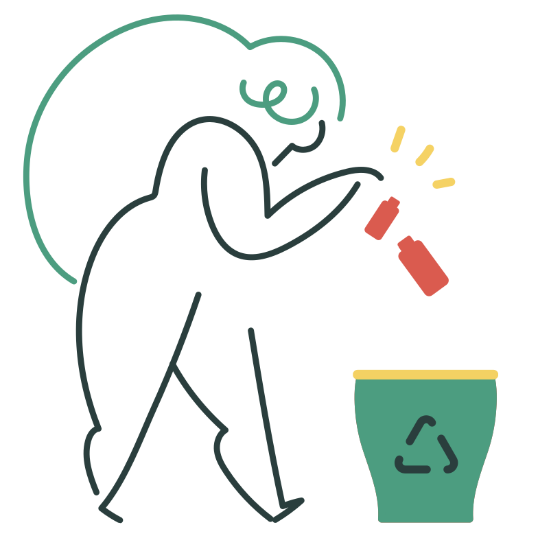 style Recycling waste Vector images in PNG and SVG | Icons8 Illustrations