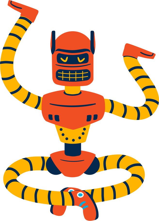 style robot Vector images in PNG and SVG   Icons8 Illustrations