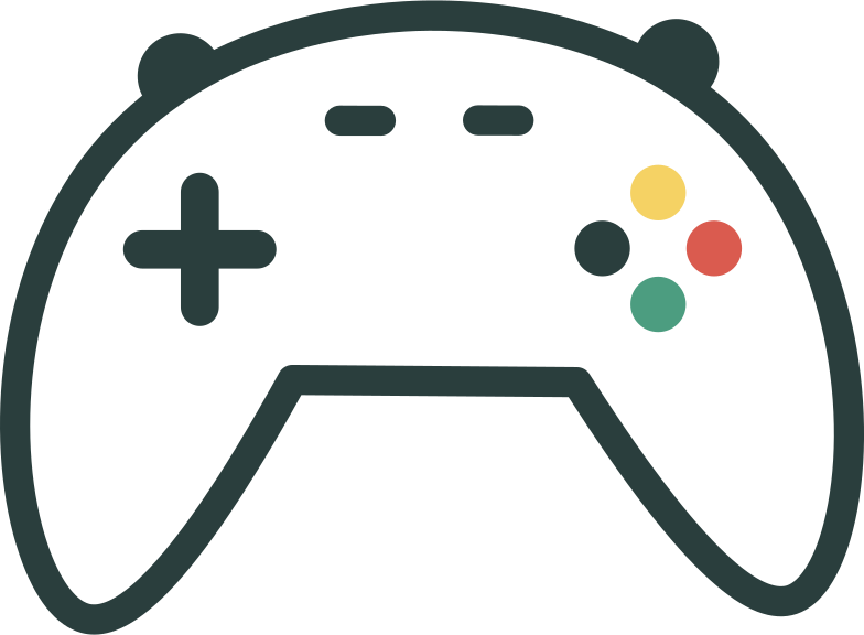 game console Clipart illustration in PNG, SVG