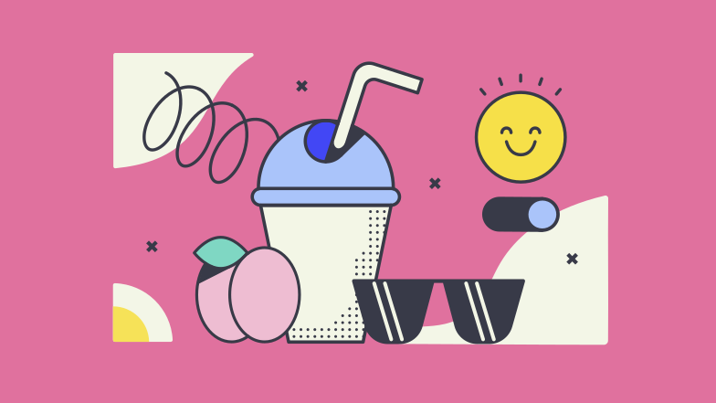 style Summer drinks Vector images in PNG and SVG | Icons8 Illustrations