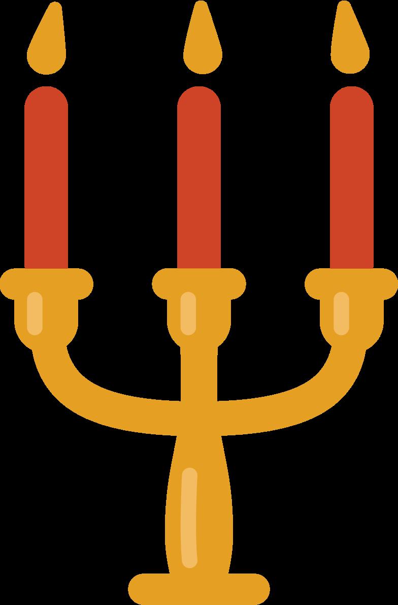 candle holder Clipart illustration in PNG, SVG