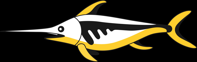 swordfish Clipart illustration in PNG, SVG