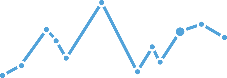 line graph Clipart illustration in PNG, SVG
