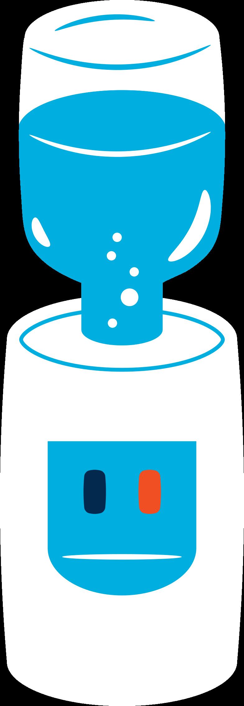 cooler Clipart illustration in PNG, SVG