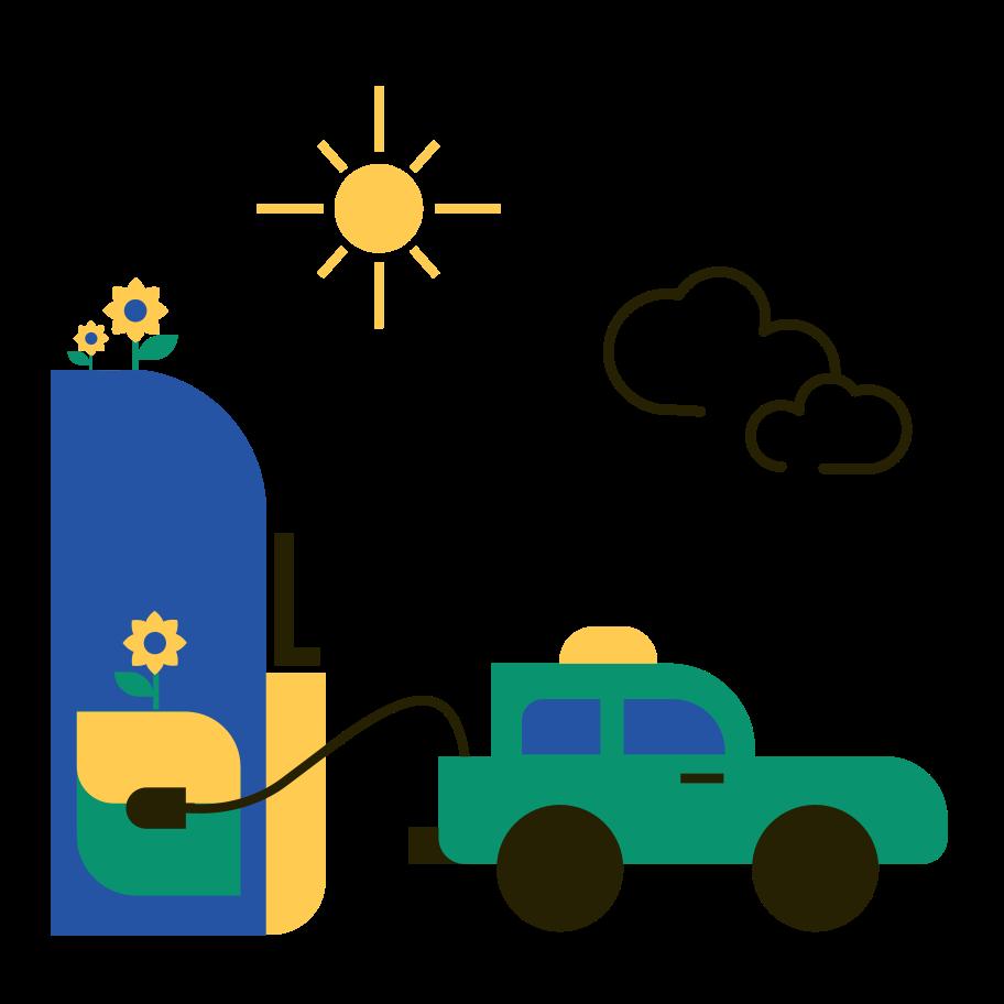 Biofuels Clipart illustration in PNG, SVG