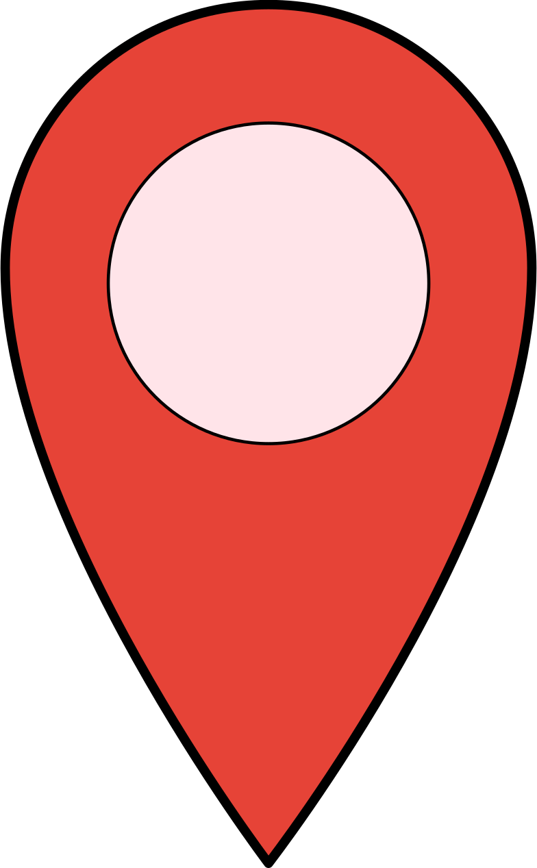 location Clipart illustration in PNG, SVG
