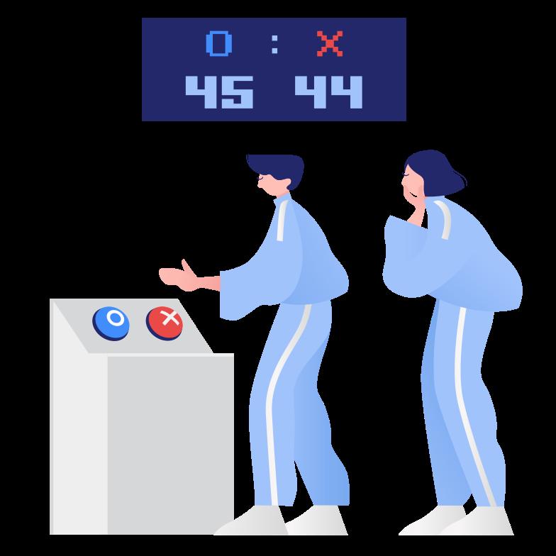 Immagine Vettoriale Voting in PNG e SVG in stile  | Illustrazioni Icons8