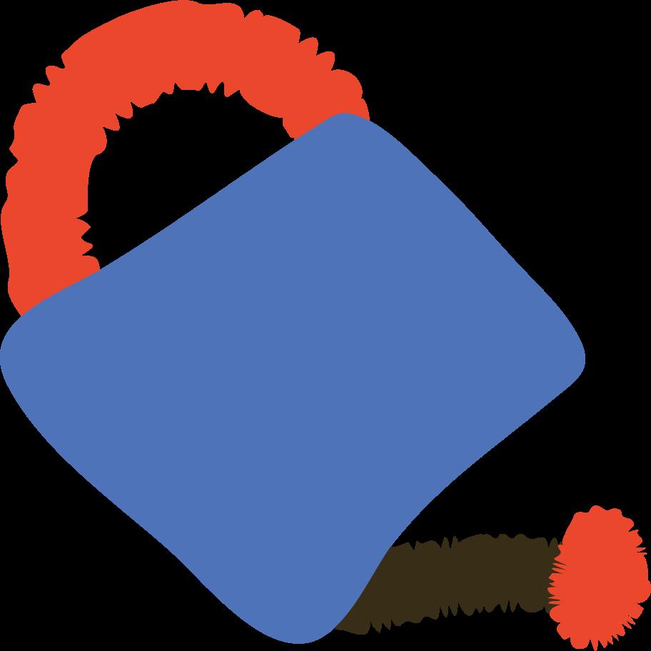 Ilustración de clipart de regadera en PNG, SVG