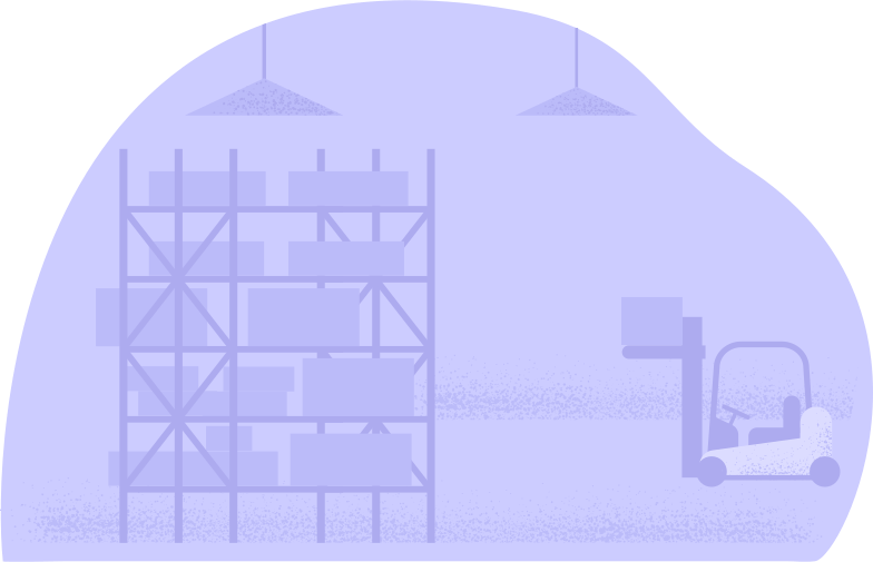 warehouse Clipart illustration in PNG, SVG