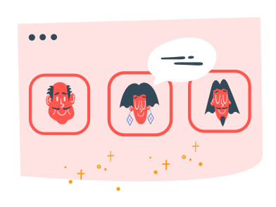 style Work team meeting images in PNG and SVG | Icons8 Illustrations