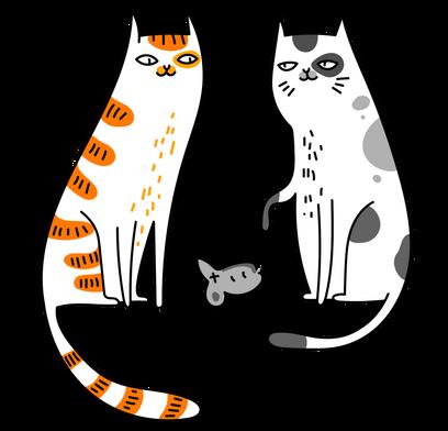 Иллюстрации в стиле Purr в PNG и SVG | Иллюстрации Icons8
