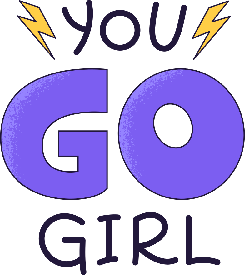style you go girl Vector images in PNG and SVG | Icons8 Illustrations